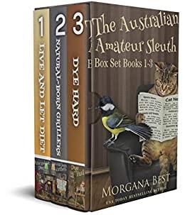 Australian Amateur Sleuth (Books 1-3)