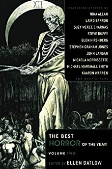 The Best Horror of the Year (Volume 2)