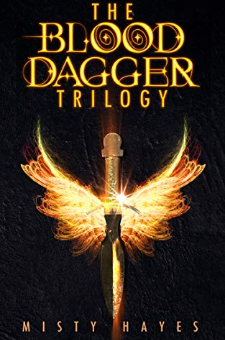The Blood Dagger Trilogy (Complete Series)