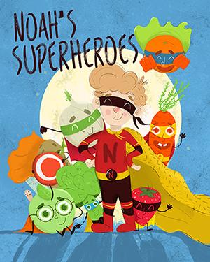 Noah's Superheroes