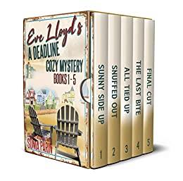Eve Lloyd's a Deadline Cozy Mystery (Books 1-5)