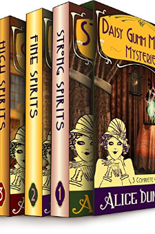 The Daisy Gumm Majesty Mysteries (Boxed Set)
