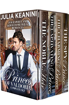 Princes of Valdoria (Complete Set)