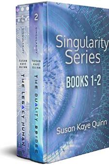 Singularity Series (Boxed Set)