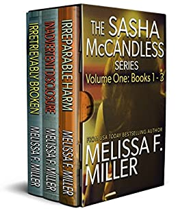 The Sasha Mccandless Series (Books 1-3)