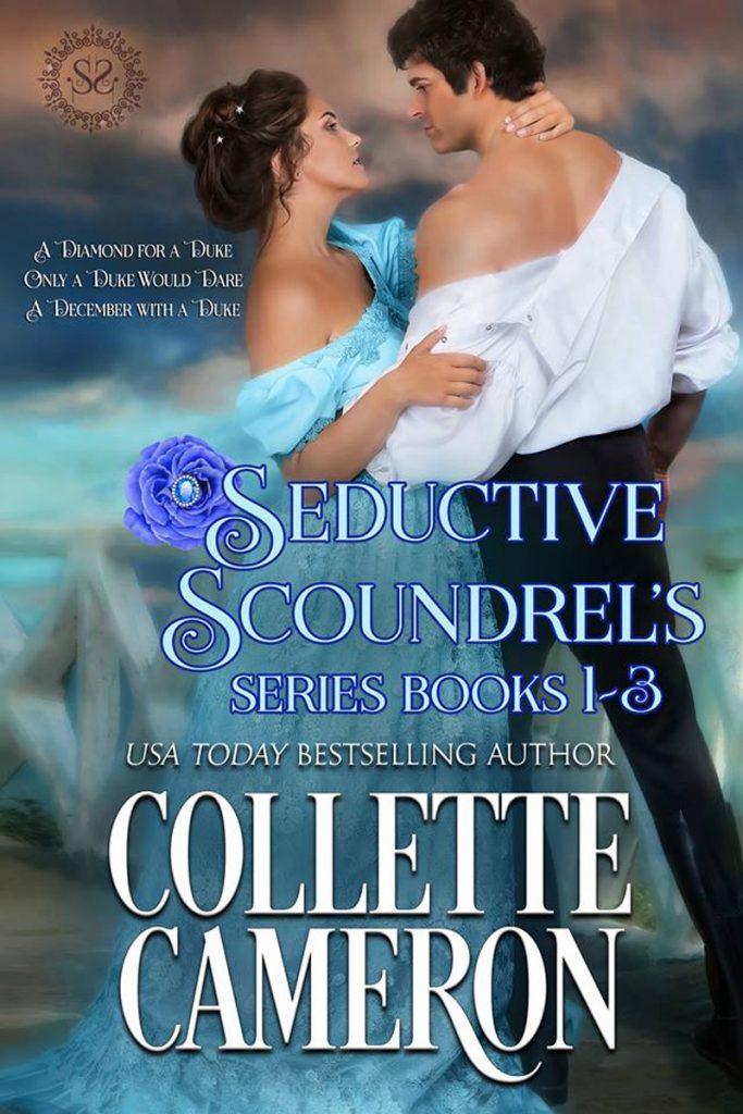 Seductive Scoundrels (Books 1-3)