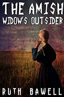 The Amish Widow's Outsider