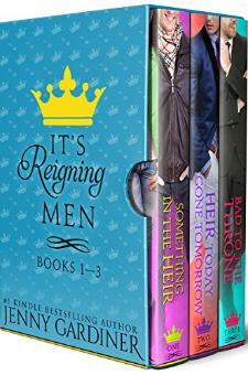 It's Reigning Men (Books 1-3)