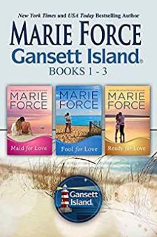 Gansett Island (Books 1-3)