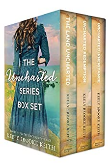 The Uncharted Series (Books 1-3)