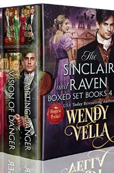 The Sinclair & Raven Series (Books 4-6)