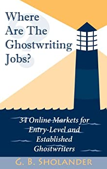Where Are The Ghostwriting Jobs?