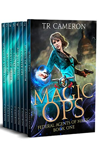 Federal Agents of Magic (Complete Series, Boxed Set)