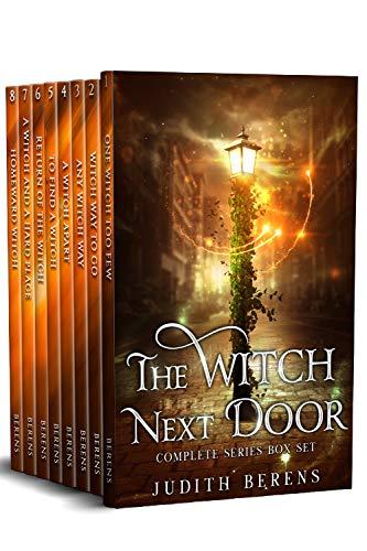 The Witch Next Door (Complete Series Omnibus)