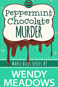 Peppermint Chocolate Murder
