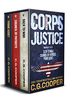 The Corps Justice Series (Books 1-3)