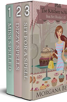 The Kitchen Witch (Books 1-3)