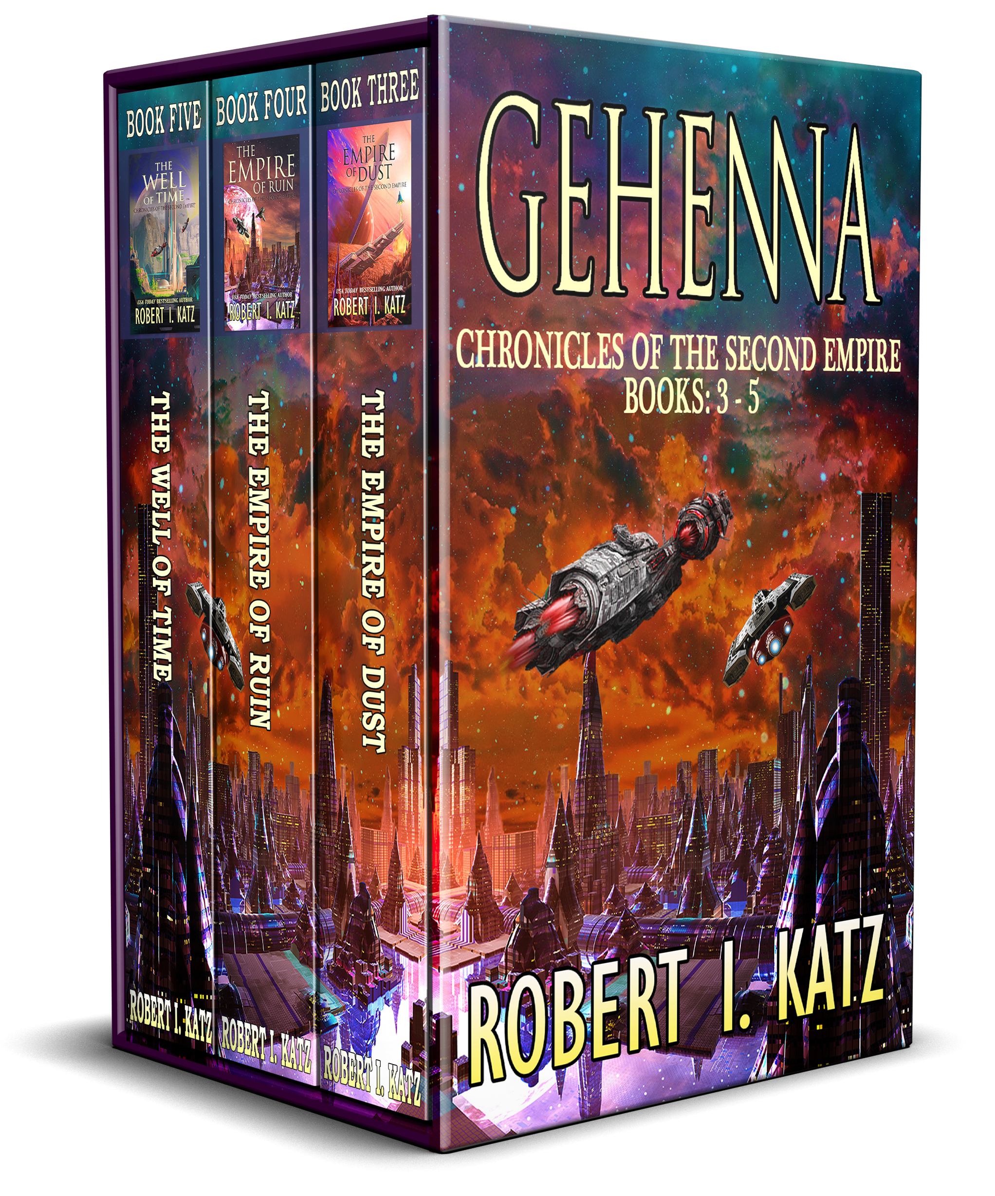 Gehenna (Chronicles of the Second Empire)