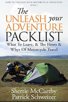 The Unleash Your Adventure Packlist