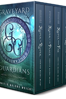 Graveyard Guardians (Books 1-3)