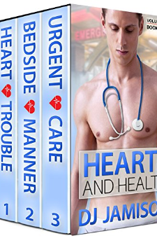 Hearts and Health (Boxed Set)