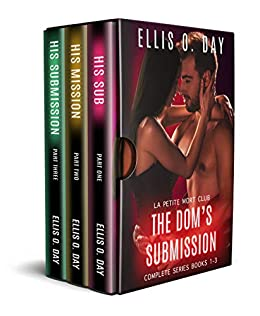 The Dom's Submission (Books 1-3)