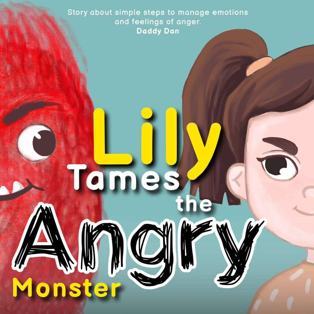 Lily Tames the Angry Monster