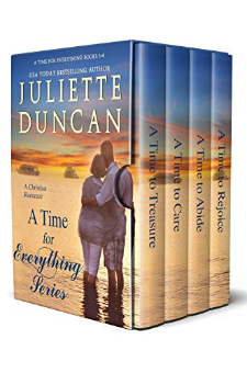 A Time For Everything (Books 1-4)