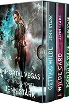 Immortal Vegas Series (Books 0-3)