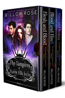 The Vampires of Shadow Hills (Book 1-3)