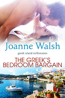 The Greek's Bedroom Bargain