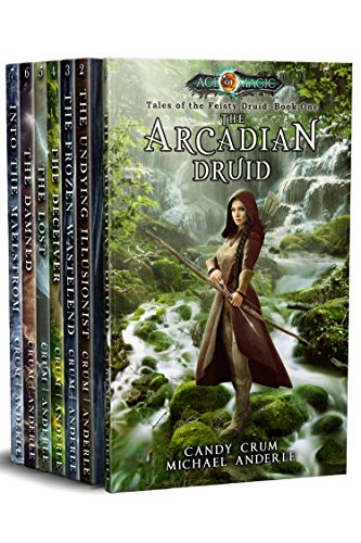 Tales of the Feisty Druid (Omnibus, Books 1-7)