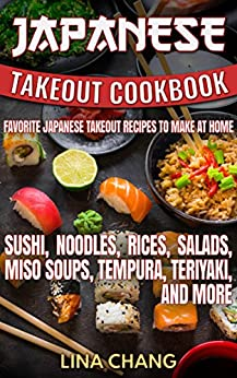 Japanese Takeout Cookbook