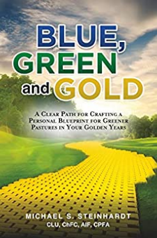 Blue, Green and Gold