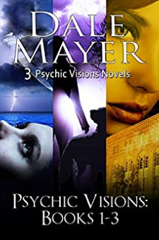 Psychic Visions (Books 1-3)