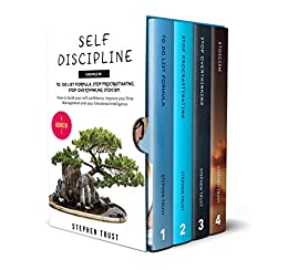 Self-Discipline (4 Books in 1)
