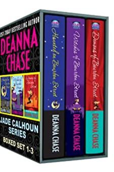 Jade Calhoun (Books 1-3)