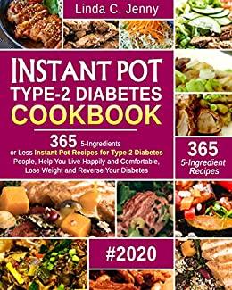 Instant Pot Type-2 Diabetes Cookbook