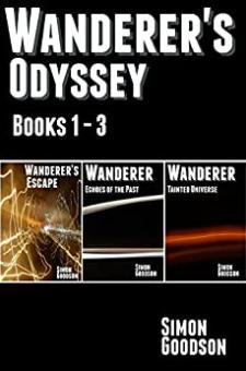 Wanderer's Odyssey (Books 1-3)