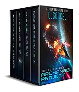 Archangel Project (Books 1-3)