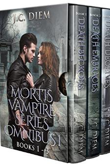 Mortis Vampire Series (Omnibus)