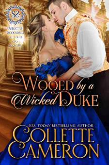 Wooed by a Wicked Duke