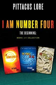 I Am Number Four (Books 1-3)