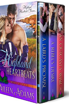 Highland Heartbeats (Books 1-3)
