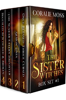 The Sister Witches (Boxed Set 1)