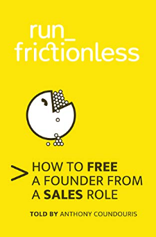 How to free a founder from a sales role