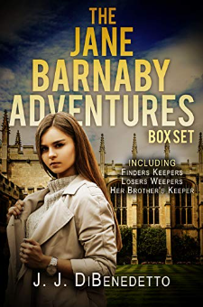 The Jane Barnaby Adventures (Boxed Set)