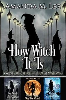 How Witch It Is (Books 1-3)