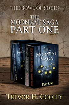The Moonrat Saga (Books 1-3)