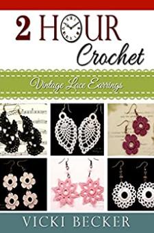 Vintage Lace Earrings